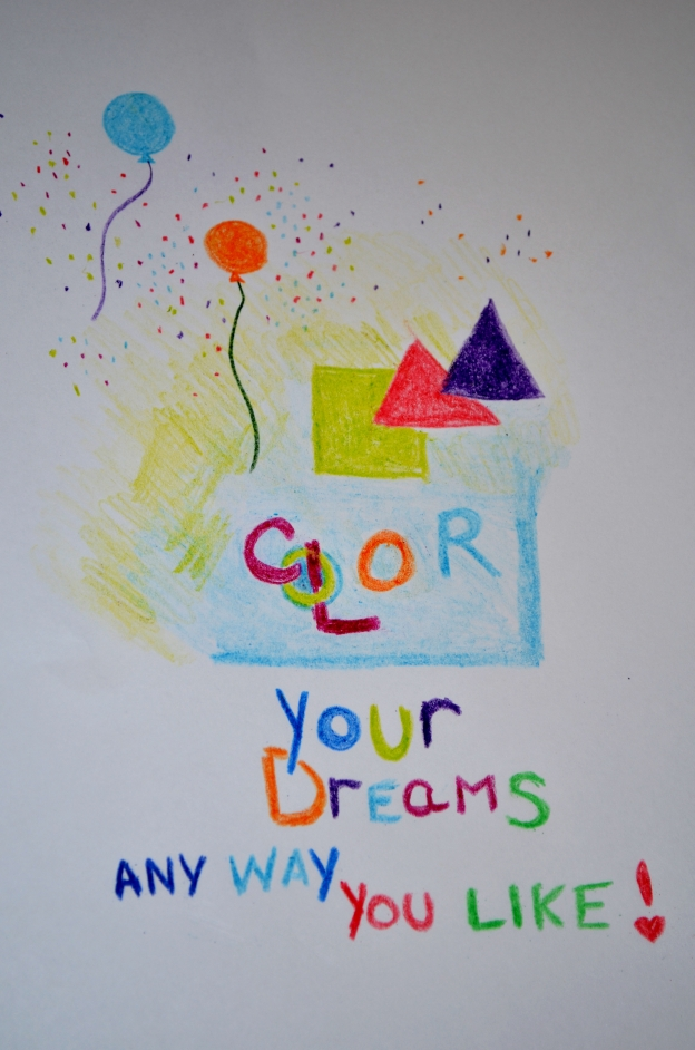 color your dreams 2